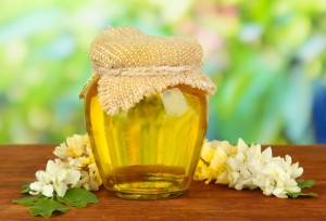 Натуральный акациевый мед